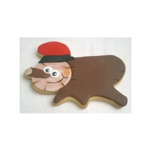 galletas tió de nadal